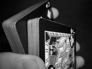 black-white-cards